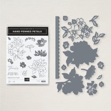 Hand-penned Petals Bundle (english)