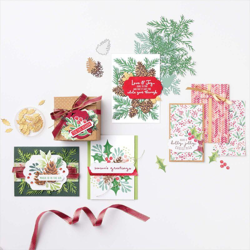 July-December 2021 Mini Catalog - PAINTED CHRISTMAS SUITE