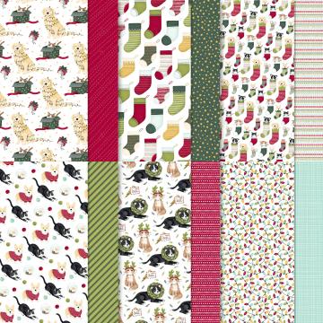 Sweet Stockings 12 X 12 (30.5 X 30.5 Cm) Designer Series Paper
