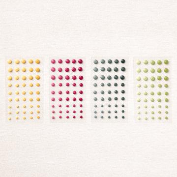 Decorative Matte Dots