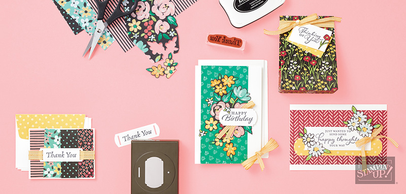 #158157 FLOWER & FIELD PROJECT COLLECTION