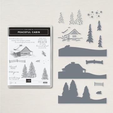 Peaceful Cabin Bundle (english)