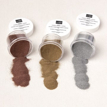 Metallics Embossing Powders