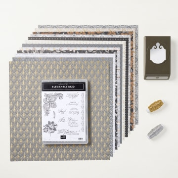 Simply Elegant Suite Collection (english)