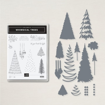 Whimsical Trees Bundle (english)