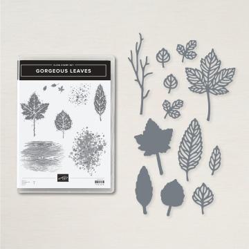 Gorgeous Leaves Bundle