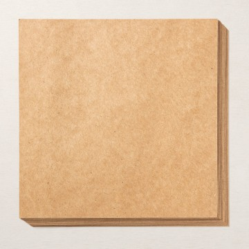 Kraft 6 X 6 (15.2 X 15.2 Cm) Paper Pack By Stampin' Up!