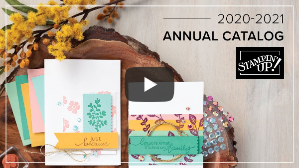 Annual Catalog 2020-2021 | Stampin' Up!