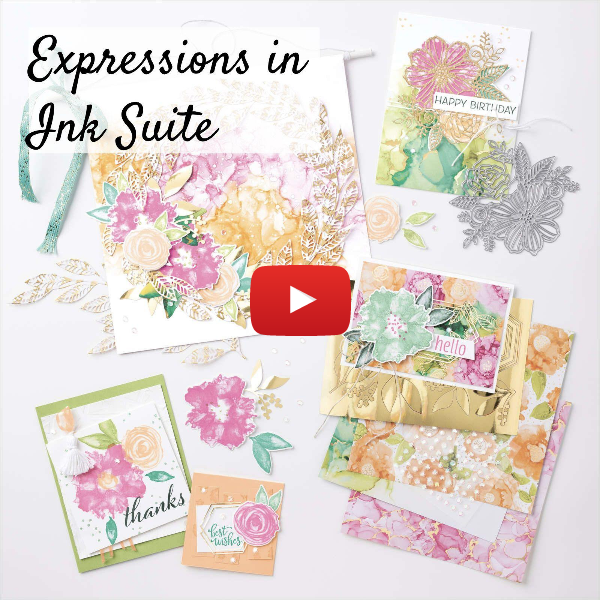 Expressions and Ink Suite | Stampin' Up!