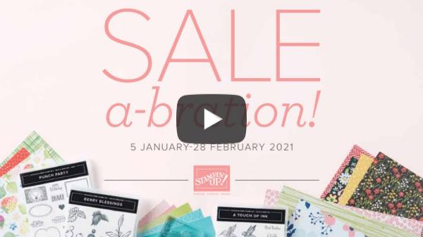 Sale-A-Bration 2021 | Stampin' Up!